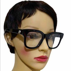 Gucci Eyeglasses GG 00330 BLACK